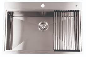 Artisan Manufacturing Chef Pro Stainless Steel Kitchen Sinks - Stainless steel kitchen sink manufacturers