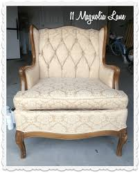 How To Remove Paint From Upholstery Tutorial How To Paint Upholstery Fabric And Completely Transform