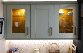 glass kitchen wall unit doors wall units with glass doors paulbabbitt