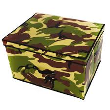 army themed bedrooms boys bedroom ideas kids army shop camouflage fold away toy box