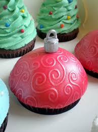sugar siren cakes mackay christmas cupcakes