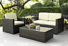 Metal Outdoor Patio Furniture Sets - modern furniture modern metal outdoor furniture expansive slate