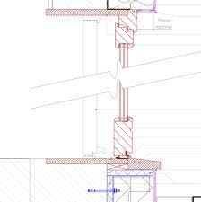 Exterior Door Threshold Replacement by Timber Door Threshold U0026 Sliding Door Sill Detail Section View