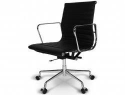 fauteuil de bureau charles eames les chaises de bureau de charles eames by design