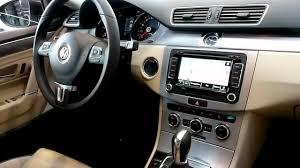 volkswagen tdi interior 2012 vw passat cc exterior u0026 interior 2 0 tdi bluemotion 140 hp