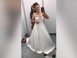 Wedding Dress Store Seamstress From Abruptly Closed Bridal Store Reunites Brides With