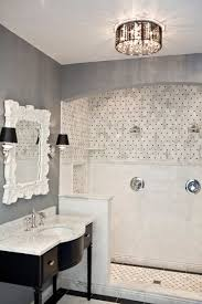 Marble Bathroom Ideas Colors 106 Best White Subway Tile Bathrooms Images On Pinterest Room
