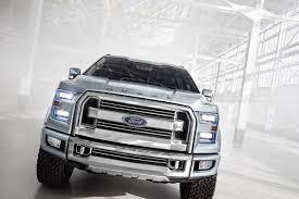 Ford F250 Concept Truck - 2016 ford super duty trucks will get aluminum bodies too gas 2