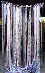ribbon backdrop 52 best wedding trousseau images on boho wedding