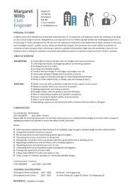 Electrical Engineer Resume Example by Engineering Cv Resume Templates Engineering Newsound Co