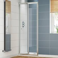 Shower Door 700mm Bifold Shower Enclosures Shower Enclosures Shower Enclosures
