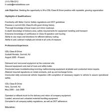 doc 618800 truck driver resume examples u2013 unforgettable truck