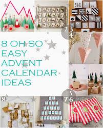 curious and catcat diy advent calendars eight easy ideas