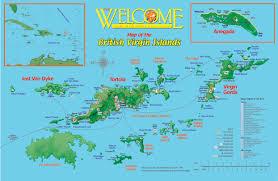 Virgin Islands Flag British Virgin Islands Anchorages