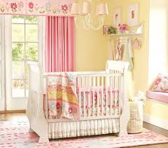 Baby Curtains For Nursery by Baby Girl Nursery Ideas Purple Beige Dresser Green Pattern Quilt