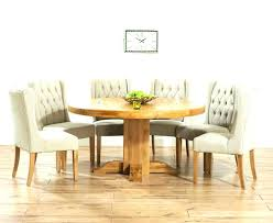 round dining room tables for 6 round table seats 6 oasis games