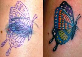 cover up butterfly photo design ideas design idea