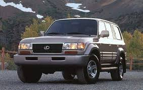 used 1997 lexus lx 450 suv pricing for sale edmunds