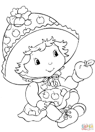 apple dumplin coloring page free printable coloring pages