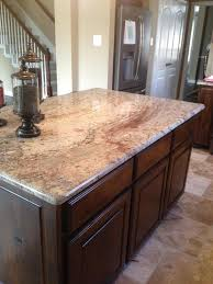 Granite Kitchen Countertops Pictures by Best 25 Granite Countertops Ideas On Pinterest Kitchen Granite
