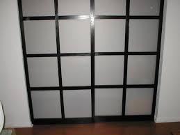 how to make a sliding door