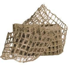 burlap wired ribbon aliexpress buy laribbons 4 inch wide open weave burlap net