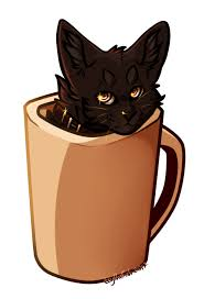 cats afterpains wasted morning coffee by awkwardos on deviantart