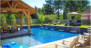 lounge chairs in pool design ideas arumbacorp lighting