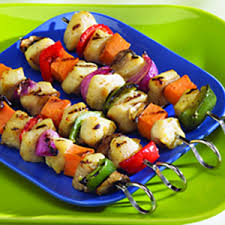 Catfish Dinner Ideas Grilled Catfish Kabobs Grill It Pinterest Grilled Catfish