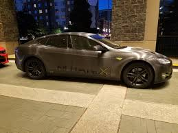 tesla outside rick gouin on twitter