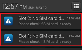sim card locked android 4 4 kitkat how do i remove the slot 1 no sim card detected