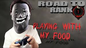 dead by daylight michael myers playing with my food youtube