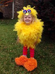 Baby Duck Halloween Costume Homemade Big Bird Costume Tooo Darn Cute Moskito Mit Sieb