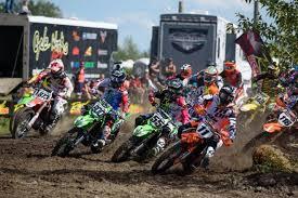 canada motocross gear millsaps thompson win round 3 of rockstar energy drink motocross