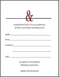 blank invitations wedding invitation templates blank wedding invitations