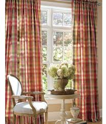 Curtains 46 Inches 54 Inch Plaid Curtains Sheer Awesome Curtain Panels White