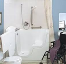 Walk In Bathtubs For Elderly Handicapper Tubs Bathtubs For The Elderly And Disabled