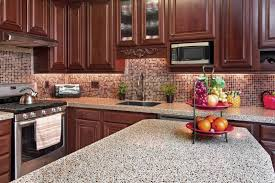kitchen ideas cherry cabinets kitchen backsplash ideas with cherry cabinets granite counter top