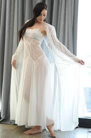 length luxury silk nightdress jane woolrich 3878
