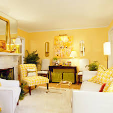 yellow livingroom cheery yellow living room living rooms room and house painter
