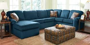 blue velvet sectional sofa blue sectional couch image of navy blue sectional sofa for sale