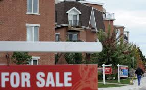 Canadian House Canadian House Sales Cool Off As Sinking Oil Prices Take Toll