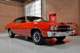 1970 chevrolet chevelle ss 454 ls6 red hills rods and choppers