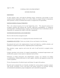 Sample Resume Format For Civil Engineer Fresher by Sample Resume Electrical Engineer Fresher