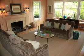 Decorating Ideas Living Room Brown Sofa Decorating Sabertooth Seagrass Rugs Plus Grey Sofa And Cool