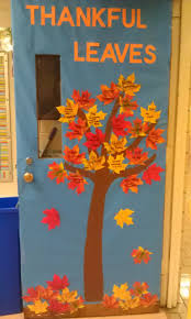 thanksgiving door decorations for kindergarten door decorations
