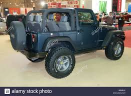 jeep wrangler 2 door hardtop jeep wrangler rubicon 2 door 4x4 off road car stock photo royalty