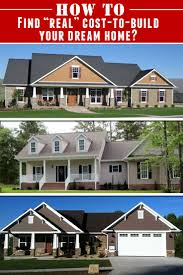 home plans and cost to build best 25 build your own house ideas on pinterest building your