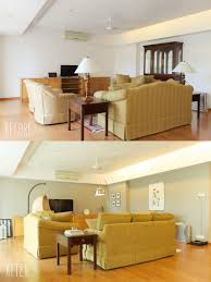 Living Room Jhula Swing Rattan Chair In India Living Room Before After Chuzai Living