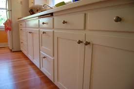 Full Overlay Kitchen Cabinets Retaining The Charm Of A Classic 1940s Era Kitchen Bunchberry